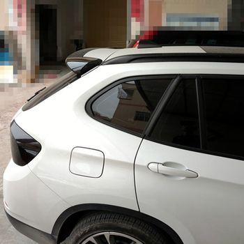 Para BMW X1 E84 2011 2012 2013 2014 2015 ABS Unpaint Primer Exterior alerón trasero cola maletero arranque ala decoración coche estilo