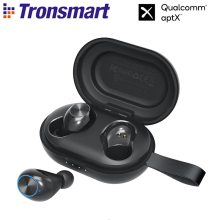 Tronsmart Spunky Beat TWS Bluetooth Earphone Wireless Earbuds with QualcommChip IPX5 ,CVC 8.0, Touch Control, Voice Assistant