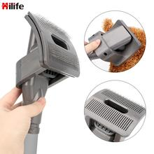 Dog Cat Combs Clean Pets Hair Brush Vacuum Cleaner Grooming Tools Pet Products Pet Fur Hair Vacuum Groomer for Dyson