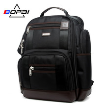 BOPAI Marke Multifunktions Reise Rucksack Tasche Große Kapazität Schultern Tasche Laptop Rucksack Mode Männer Rucksack Größe 43*35*20cm
