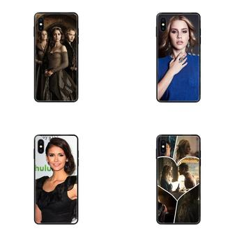 The Vampire Diaries 03 TPU New Style For Redmi 3S 4X 4A 5 5A 6 6A 7 7A 8 8A 8T 9 9A K20 K30 S2 Y2 Pro Plus Ultra image