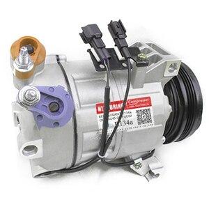 Image 2 - ac compressor For volvo p31315453 / FORD Focus / VOLVO S60 V60 V70 XC70 36001462 31332386 31315453 Z0002259J 31366155 1681 1681P