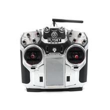FlySky  FS-i10+iA10B 10CH 2.4G Remote Control Transmitter and Receiver цена