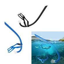 Perfeclan 2 шт. Дайвинг Плавание силиконовый центр трубка для подводного дыхания