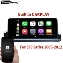 CarPlay,Android E90 E91 E92 E93 Multimedia Player für BMW 320/325/330/M3,iDrive Controller Unterstützung, Links Hand Stick