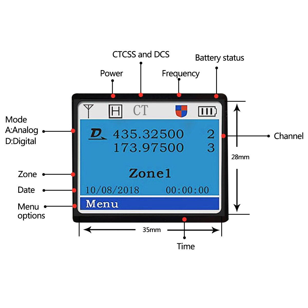 repetidor atualização de DM-1801 DM-1701 rádio