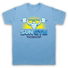 PAIN AND GAIN UNOFFICIAL SUN MIAMI GYM THE ROCK T-SHIRT MENS LADIES & KIDS SIZES Cotton Tee Shirt New Funny Cotton(China)