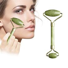 9 Styles Facial Massage Jade Roller Face Neck Natural Stone Health Care Body Mas