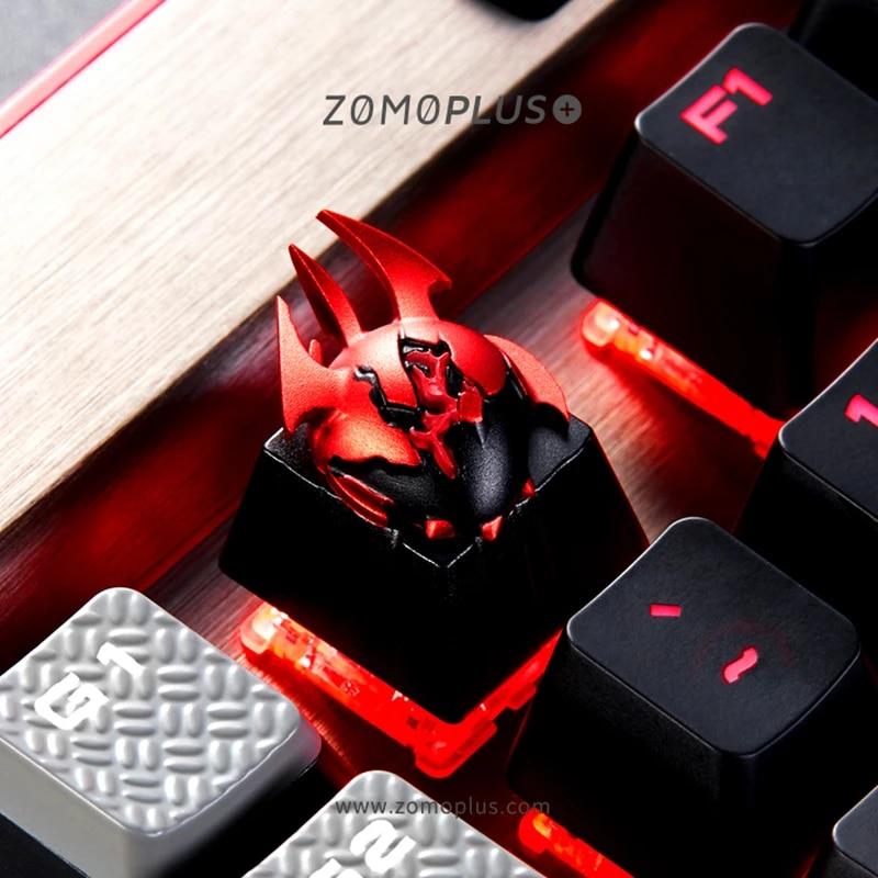 Dota2 Heart of Tarrasque inspired keycap for mechanical keyboard