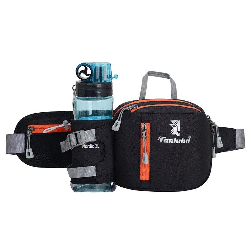Tanluhu Outdoor Multi-functional Marathon Running Bottle Waist Pack Sports Shui Hu Bao Phone Bag Men's Cycling Wallet