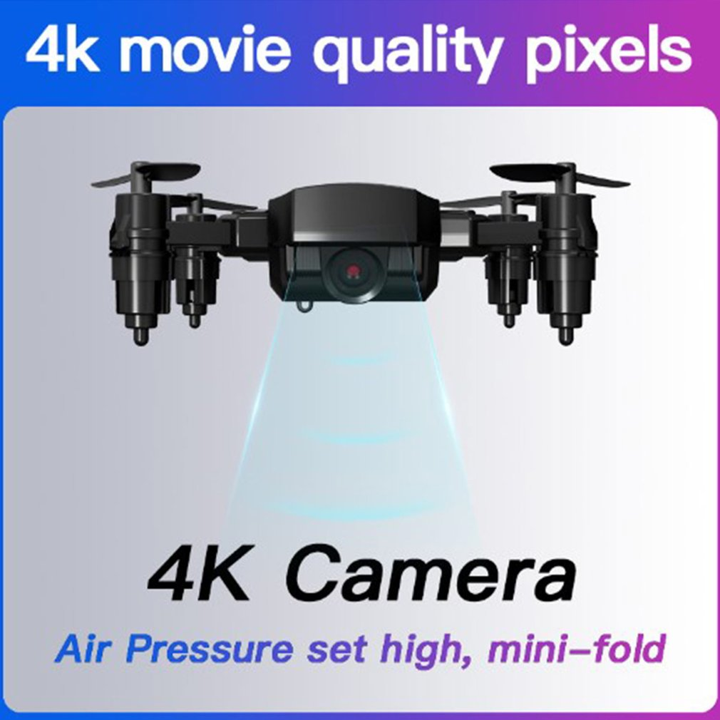 cheapest 2 4G L107 1080P Dual Wifi Cameras Drone 120M RC Drone GPS Full Wide-Angle Camera APP Gesture Shot Smart Follow Up RC  Drone