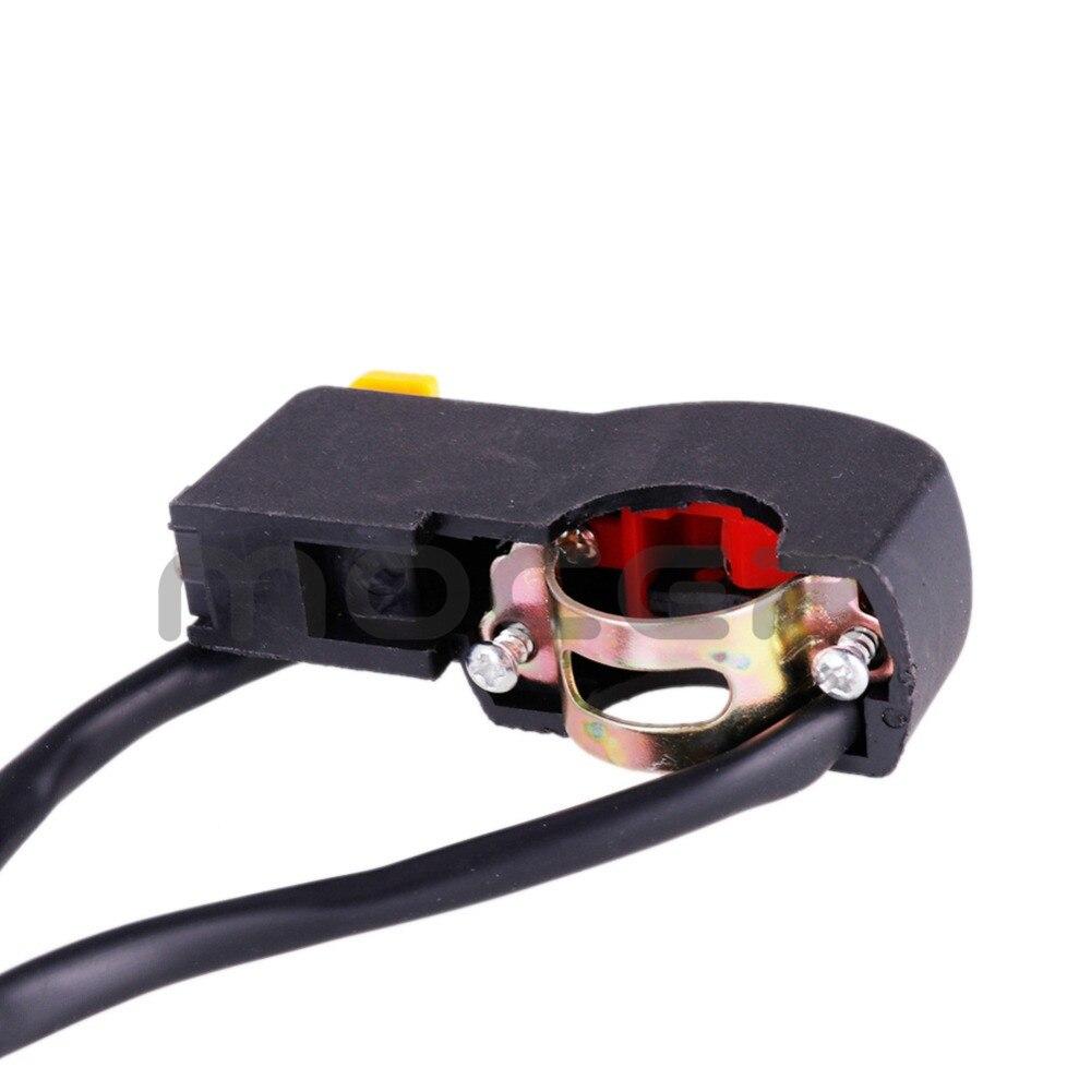 guidao da motocicleta interruptor de partida eletrica 04
