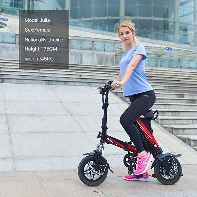 Smart-Folding-Electric-Bike-12inch-Mini-Electric-Bicycle-36V-8A-Lithium-Battery-city-e-bike-250W (6)
