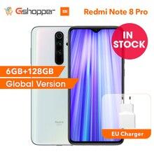 Global Version Xiaomi Redmi Note 8 Pro 6GB RAM 128GB ROM Sma