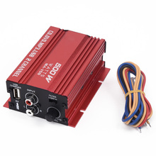 500W * 2 canaux V Mini amplificateur maison audio ameublement voiture amplificateur HiFi amplificateur 20-20KHZ