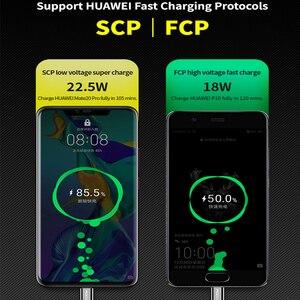 "Image 5 - רוק 30W כפולה יציאת תשלום מהיר עבור האיחוד האירופי ארה""ב בריטניה נייד טלפון מטען PD3.0 QC4.0 FCP SCP טעינה מהירה עבור iPhone X 8 Huawei P20 P30"