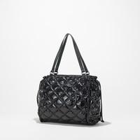 Raum Pad Kissen Tote Handtaschen Mode Winter Geometrie Quadrat Reise Schulter Taschen Große Kapazität Geldbörsen Wasserdicht