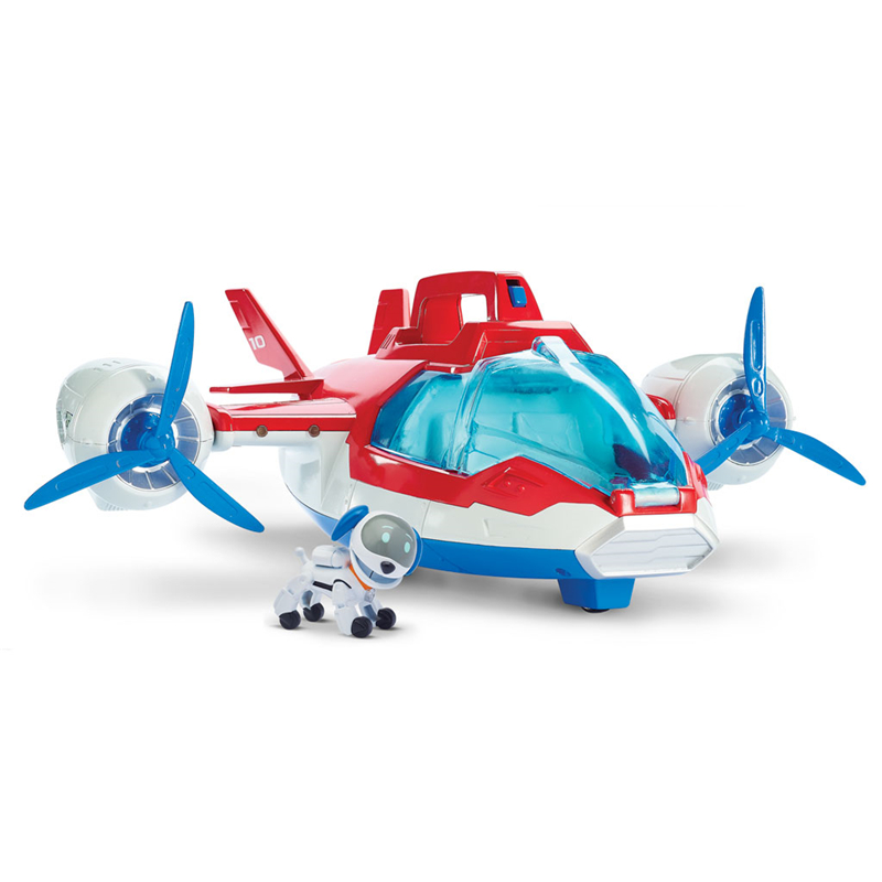 Paw Patrol Puppy Toy Set Toys Air Patrol Aircraft Boat Bus Toy Dog Ryder Captain Robot Dog Action Figures Toy For Children Gifts