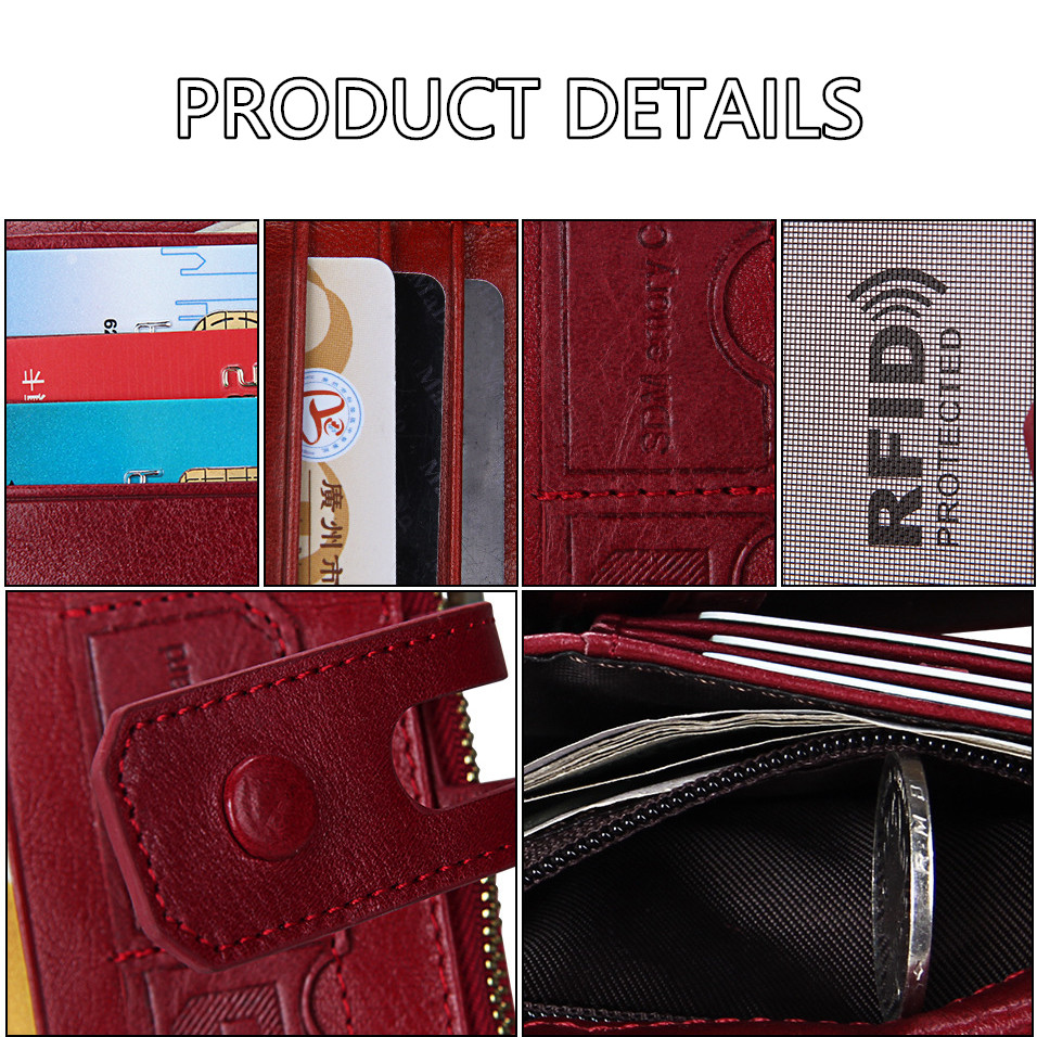 Rfid-100-Genuine-Leather-Women-Wallets-Female-Hasp-Double-Zipper-Luxury-Coin-Purse-ID-Card-Holder (3)