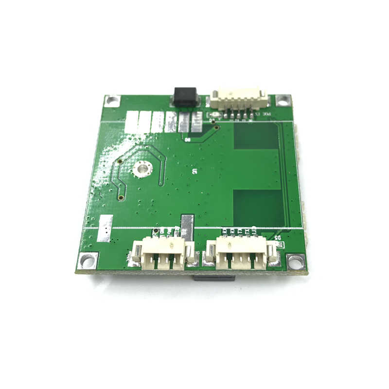 Mini PBCswitch módulo PBC OEM mini tamaño 3/4/5 puertos interruptores de red Pcb placa mini ethernet módulo de interruptor 10/100Mbps