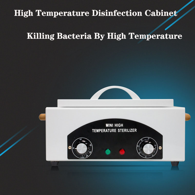 High Temperature Disinfection Tool Towel Nail Enhancement Environmental Protection Oral Dental Medical Disinfection Cabinet