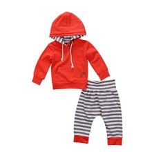 Baby Boy Clothes Set 0-24M 2pcs Newborn Kids Baby Boys Tops Hoodie T-shirt+ Shorts Pants Outfit Clothes Set newborn kids outfit baby boy girl clothes hoodie sweatshirttops pants gift sets