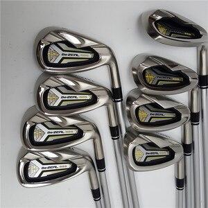 Image 2 - Nowy 525 kluby golfowe HONMA BEZEAL 525 kompletny zestaw kierowca HONMA Golf + drewno Fairway żelazka miotacz/13 sztuk grafitowy wałek golfowy (bez torby)