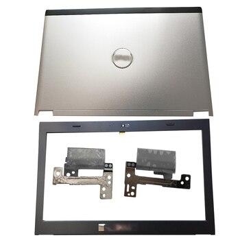 Cubierta trasera LCD para portátil, bisagras frontales y LCD para DELL Vostro...