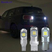 2pc Canbus Aucune Erreur Blanc LED inverse sauvegarde ampoule de queue pour Mini R50 R52 R53 R55 R56 R57 R58 R59 R61 R60 F54 F55 F56 F57