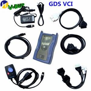 GDS VCI автоматический диагностический инструмент forKI-A hyu-ndai сканер OBD2 Диагностика программного интерфейса
