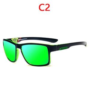 Image 5 - VIAHDA New Polarized Sunglasses Sport Outdor Men Brand Design Mirror Luxury  Sun Glasses For Women Fashion Driver Shades