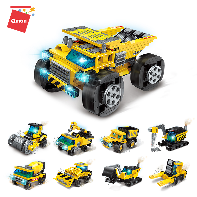 New Product High Quality Educational Intelligent Toy Blocks  Children's Present1806