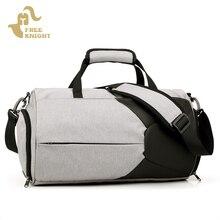 Men Gym Bag For Training Fitness Travel Bags Sac De Sport Outdoor Sports Bag Swimming Women Gym Tas Yoga Bags стоимость