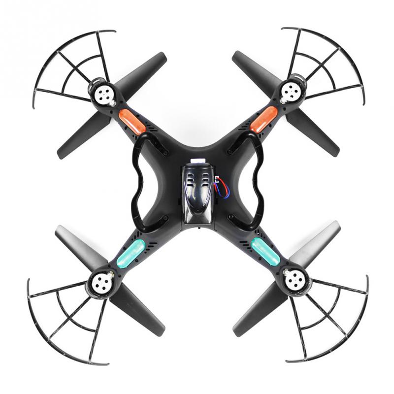 With HD Camera Headless Mode Remote Control Kid Toy RC Drone Aircraft Helicopter