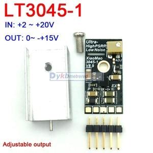 Image 3 - LT3045 1 LT3094 Low Noise RF Linear Voltage Regulator ADC Audio DAC decoder  Power Supply Module 3V 3.3V 5V 6V 12V 15V 1A