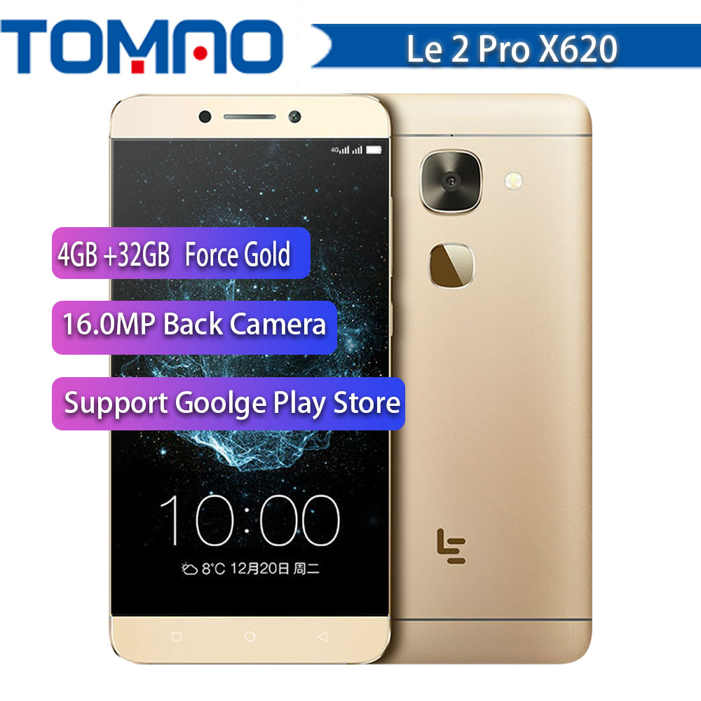 New Original Letv LeEco Le2 X620 FDD LTE Cell Phone Deca Core 5 5 1920 1080