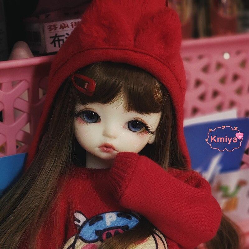 ShugoFairy Kmiya 1/4 BJD Dolls Resin Model Fashion Figure Toys For Girls Boys Gift Dolls DZ