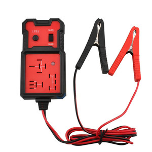 Image 1 - 12V Electronic Automotive Relay Tester Universal For Cars Auto Battery Checker