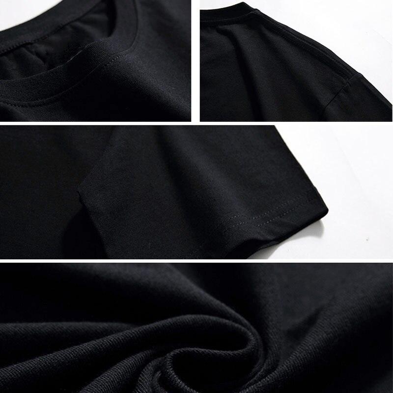 Хлопковая футболка с коротким рукавом в винтажном стиле