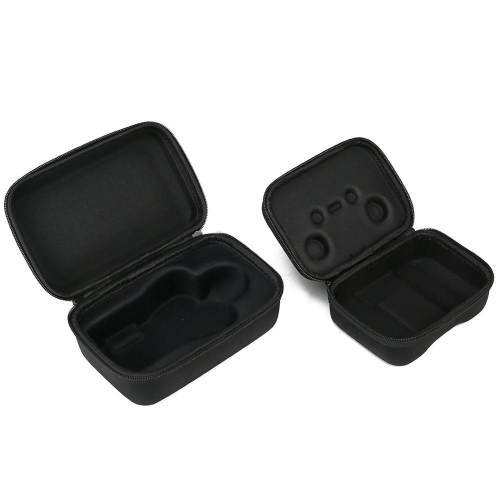 For DJI Mavic Mavic Air 2 Drone Host And Remote Storage Bag Shockproof Scratch-Proof Nylon EVA Protected Bag