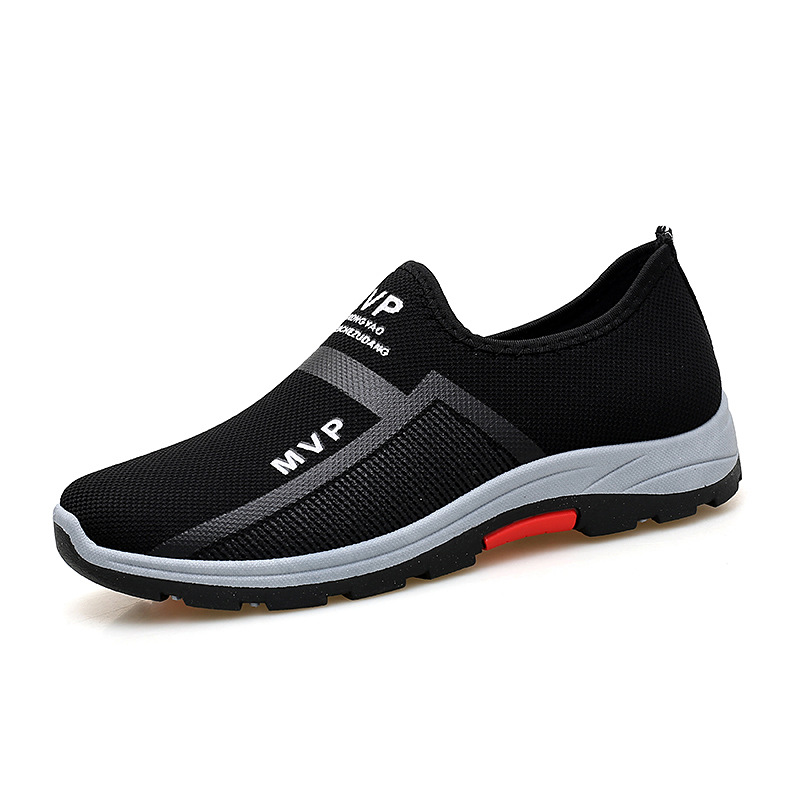 Summer Mesh Men Shoes Lightweight Sneakers Men Fashion Casual Walking Shoes Breathable Slip on Mens Loafers Zapatillas Hombre 2