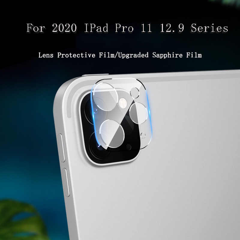 New 2020 for Fourth Generation ipad Pro 12.9 Tempered Glass for IPad Pro 11 Lens Protection Full Coverage Lens Protective Film