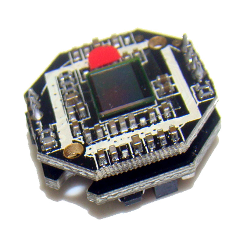 Only Recessed Car Mounted Camera Module 1.3 Million Wide Angle Car Mounted Ccd Cmos Camera Module PC