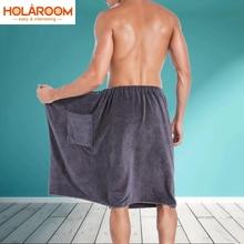 Bath-Towel Blanket Wearable Mircofiber Swimming Magic Soft Toalla-De-Playa with Pocket