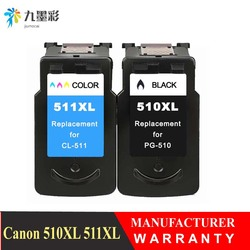 Pg510 cl511 do canon pg-510 pg 510 cl 511 pojemnik z tuszem pixma mp250 mp280 IP2700 MP240 MP270 MP480 MX320