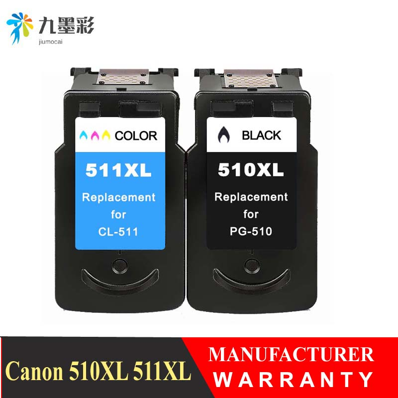 pg510 cl511 Replacement for canon pg-510 pg 510 cl 511 ink cartridge pixma mp250 mp280 IP2700 MP240 MP270 MP480 MX320 image