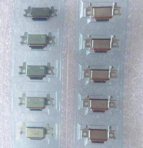 Image 1 - 10 pçs original nova porta carregador usb para samsung a3 a5 a7 2017 a320 a320f a520 a520f a720f a720 conector de carregamento doca plug
