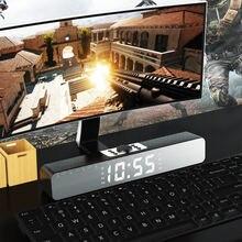 2020 Динамик игровой модные звуковая панель с реверсивным звуковым