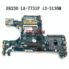 Mainboard Dell Latitude E6230 LA-7731P FOR Laptop Cn-0w7ytc/W7ytc/Mainboard/100%test