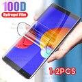 100D Гидрогелевая пленка для Samsung Galaxy A01 core Защита экрана для Samsung m01core a 01 камера Len стеклянная Защитная пленка для телефона